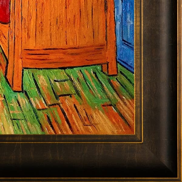Shop Vincent Van Gogh Bedroom At Arles Hand Painted Framed Canvas Art Overstock 8466279,The Animals House Of The Rising Sun Chords Guitar