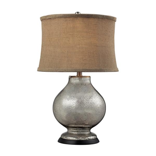 Antler Hill Mercury Glass Table Lamp