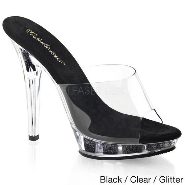 18de5efdd65 Shop Pleaser Women s  Lip-101  5-inch Stiletto Heel - Free Shipping ...