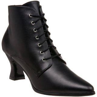 Funtasma Women's 'Victorian-35' Lace-up Victorian Ankle Boots