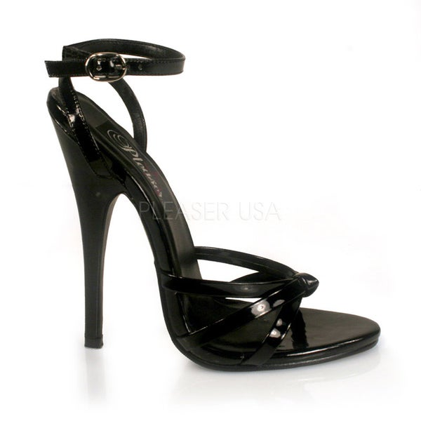 Womens Pleaser Women's Domina 108 Ankle Wrap Sandal Under Discount Size 40