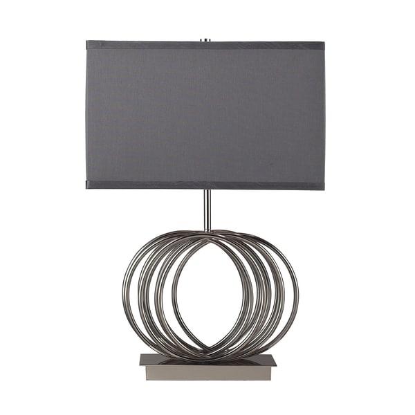 Ekersall 1-light Chrome Table Lamp