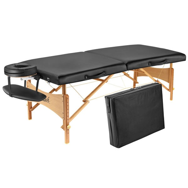 Shop zentouch light weight durable portable massage table free shipping today - Portable massage table reviews ...