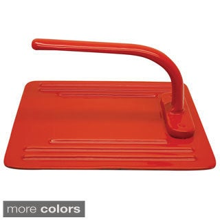 Le Cuistot Enameled Cast-Iron 7.9-inch Square Grill Press