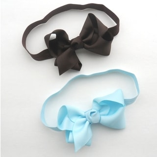 Boutique Bow Headband (Set of 2)