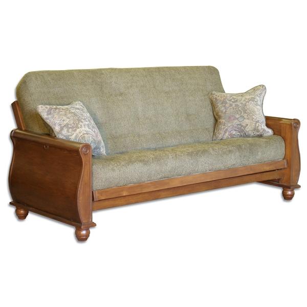Big Tree Furniture Bordeaux Futon Sofa Sleeper Free Shipping