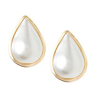 14k Gold Classic Modern Vintage Pear Mabe Drop Pearl Earrings|https://ak1.ostkcdn.com/images/products/8472704/14k-Gold-Classic-Modern-Vintage-Pear-Mabe-Drop-Pearl-Earrings-P15762995.jpg?impolicy=medium