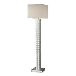 Luella Mirror Floor Lamp