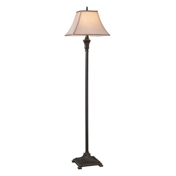Woodbury Bronze Floor Lamp