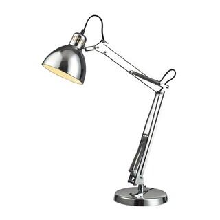 Ingelside Chrome Finish Desk Lamp