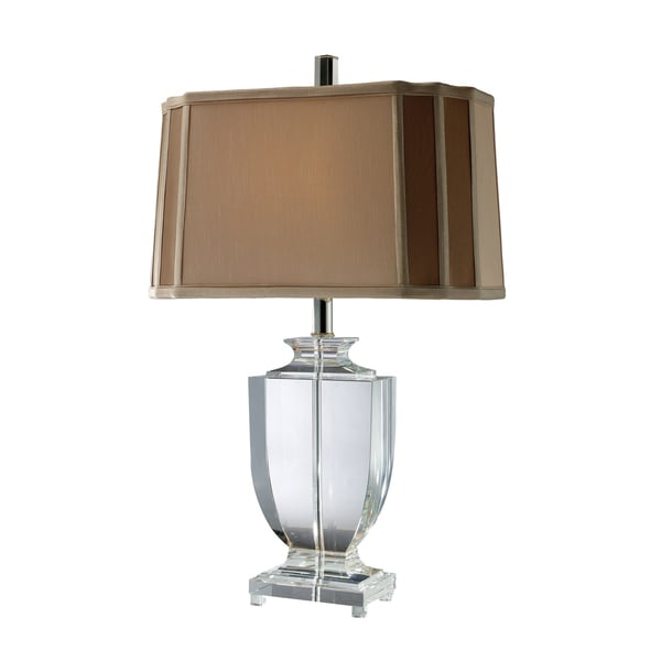Layfette Crystal Table Lamp