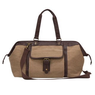 American Casual Collection Canvas Super Lightweight Duffel Bag