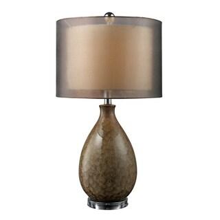 Brockhurst 1-light Francis Fawn Table Lamp