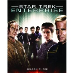Star Trek: Enterprise The Complete Third Season (Blu-ray Disc)