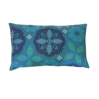 12 x 20-inch Flake Throw Pillow