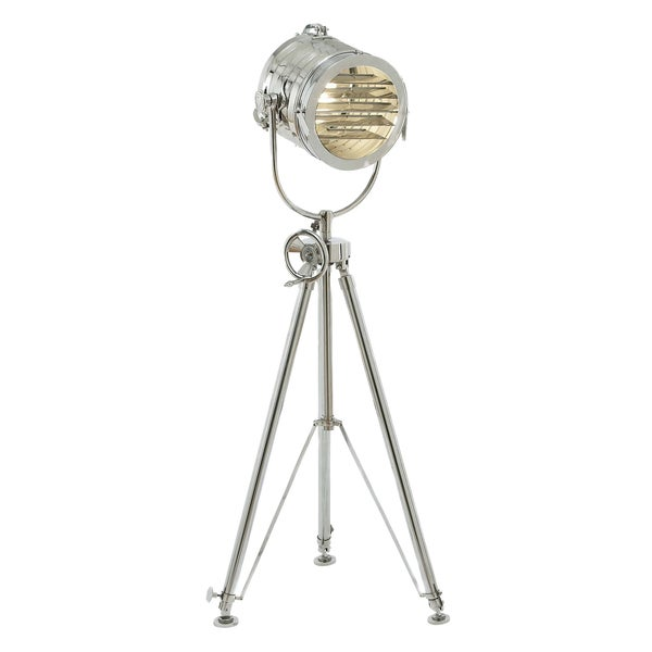 Casa Cortes 78-inch Aluminum Sealight Adjustable Tripod Floor Lamp ...