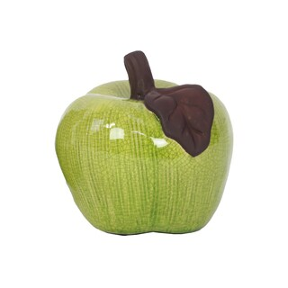 Stoneware Apple
