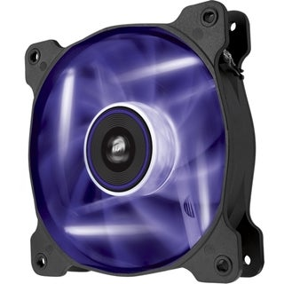 Corsair Air Series AF120 LED Purple Quiet Edition High Airflow 120mm