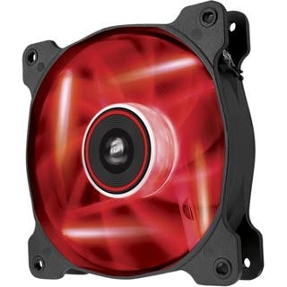 Corsair Air Series AF120 LED Red Quiet Edition High Airflow 120mm Fan|https://ak1.ostkcdn.com/images/products/8473167/P15763326.jpg?impolicy=medium