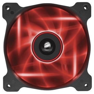 Corsair Air Series AF120 LED Red Quiet Edition High Airflow 120mm Fan