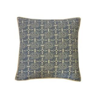 Jiti Stamp 20 x 20-inch Throw Pillow