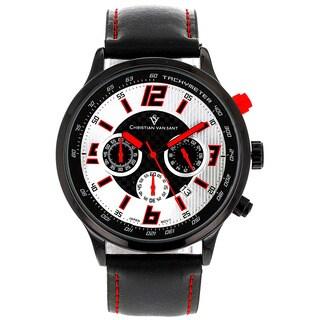 Christian Van Sant Men's Speedway Watch