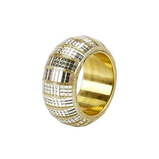 Impulse 'Glamour Napkin Rings' (Set of 4)
