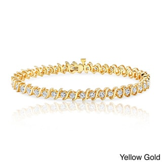 3f86329c186d7 Buy 2.5 to 3 Carats Diamond Bracelets Online at Overstock | Our Best ...