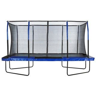 Upper Bounce Easy Assemble 8 x 14 Rectangular Trampoline with Enclosure|https://ak1.ostkcdn.com/images/products/8473536/P15763632.jpg?impolicy=medium