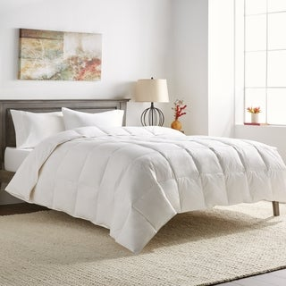OSleep All-season Oversize White Goose Down Blend Comforter