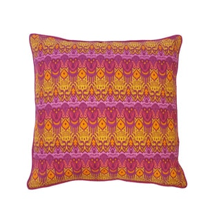 20 x 20-inch Mud Throw Pillow