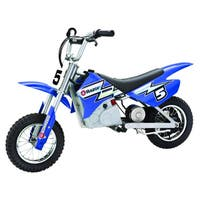 Razor MX 350 Blue/Silvertone Dirt Rocket