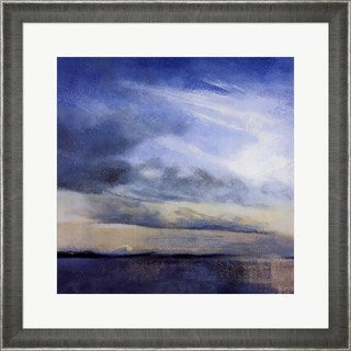 Mary Calkins 'New Day I' Framed Art
