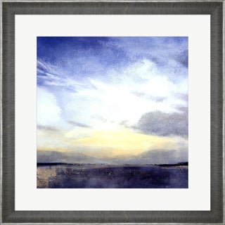 Mary Calkins 'New Day II' Framed Art