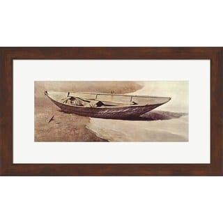 Andrew Wyeth 'Spindrift' Framed Art