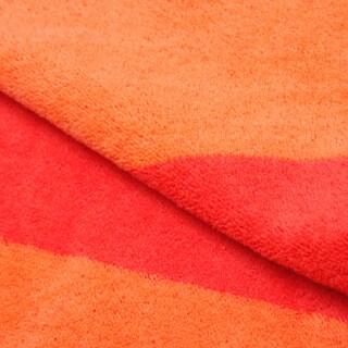 Cabana Striped Velour Beach Towel (Set of Four)
