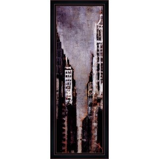 Liz Jardine 'New York, New York II' Framed Art