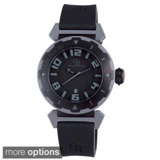 Men's Giulio Romano Ferrara Rubber Strap Date Watch