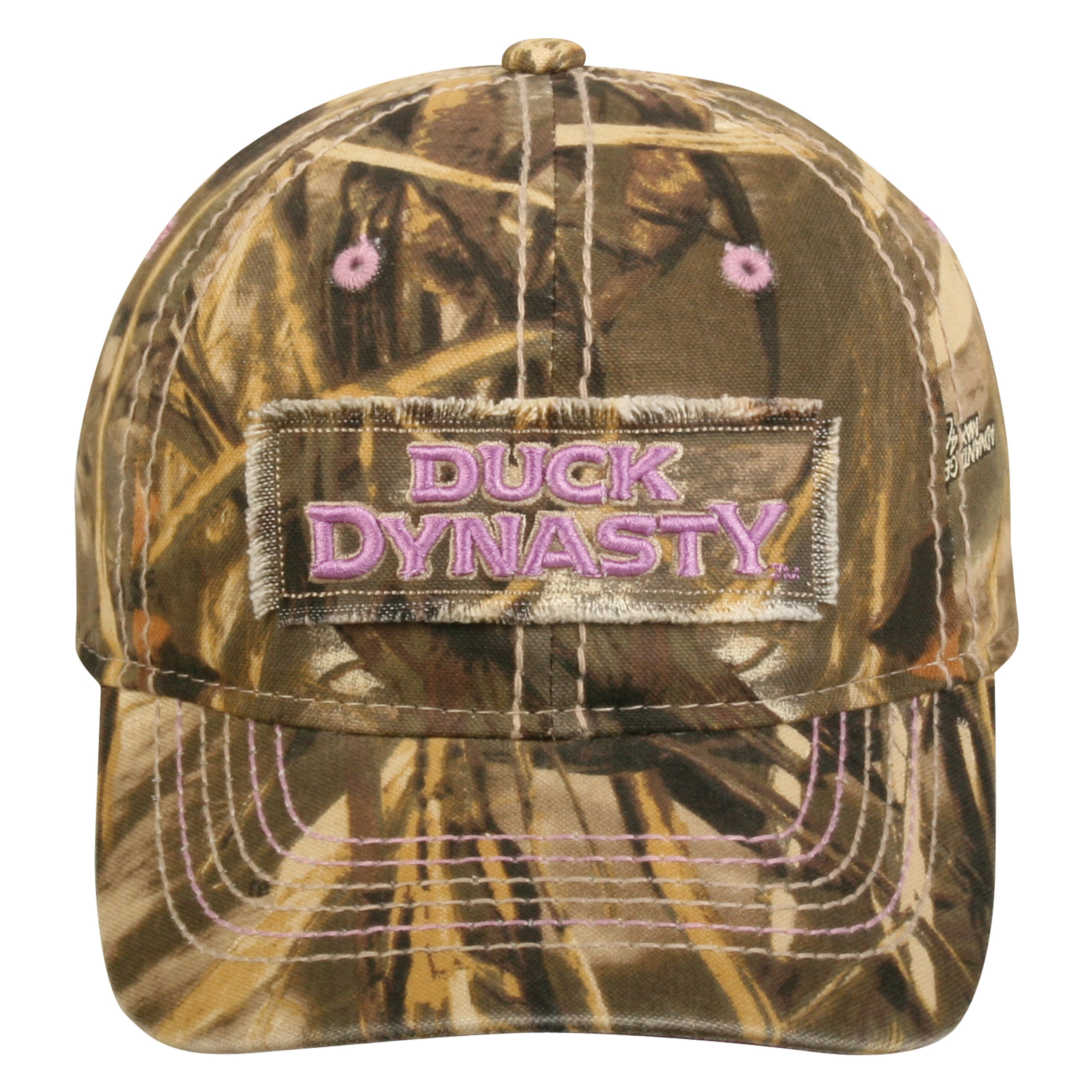 Duck Dynasty Camoflague Women's Adjustable Hat (1), Size ...