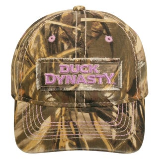 Duck Dynasty Camoflague Women's Adjustable Hat