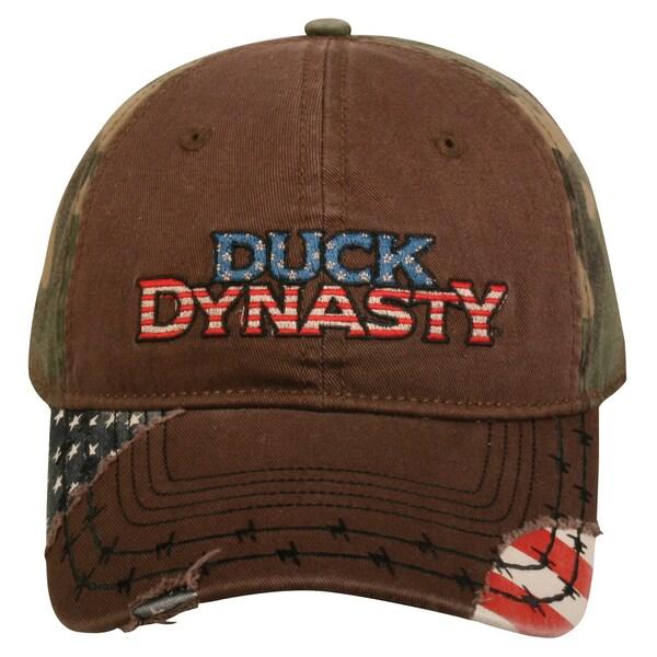 Duck Dynasty America Adjustable Hat