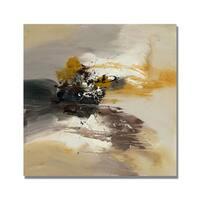 Rio 'Abstract II' Canvas Art - Multi