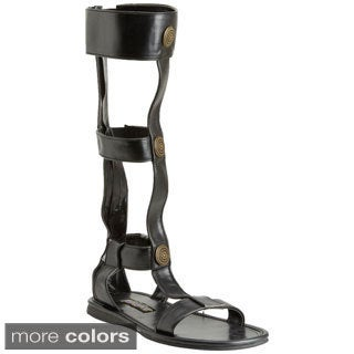 Funtasma Men's 'Roman-16' Tall Gladiator Sandals