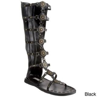 Funtasma Men's 'Roman-15' Tall Gladiator Sandals