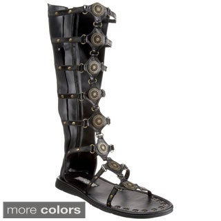 Funtasma Men's 'Roman-15' Tall Gladiator Sandals|https://ak1.ostkcdn.com/images/products/8475448/P15765118.jpg?_ostk_perf_=percv&impolicy=medium
