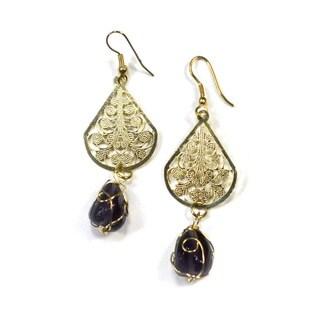 Dew Drop Earrings (India)