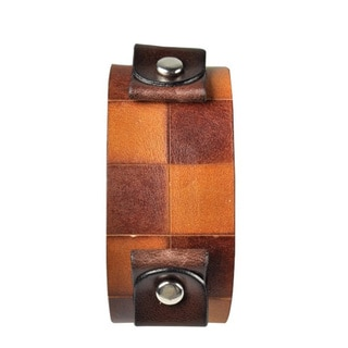 Nemesis Checkered Brown Band