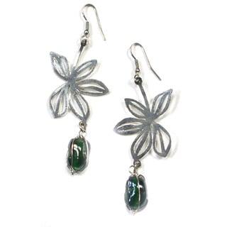 Handmade Sweet Petal Earrings (India)