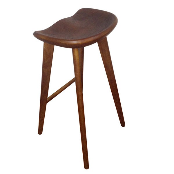 Wood Counter Stool Free Shipping Today Overstock Com