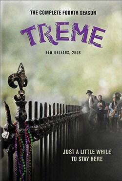 Treme: The Complete Fourth Season (DVD)